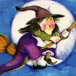 Hechizo de bruja