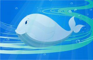 La ballena orgullosa