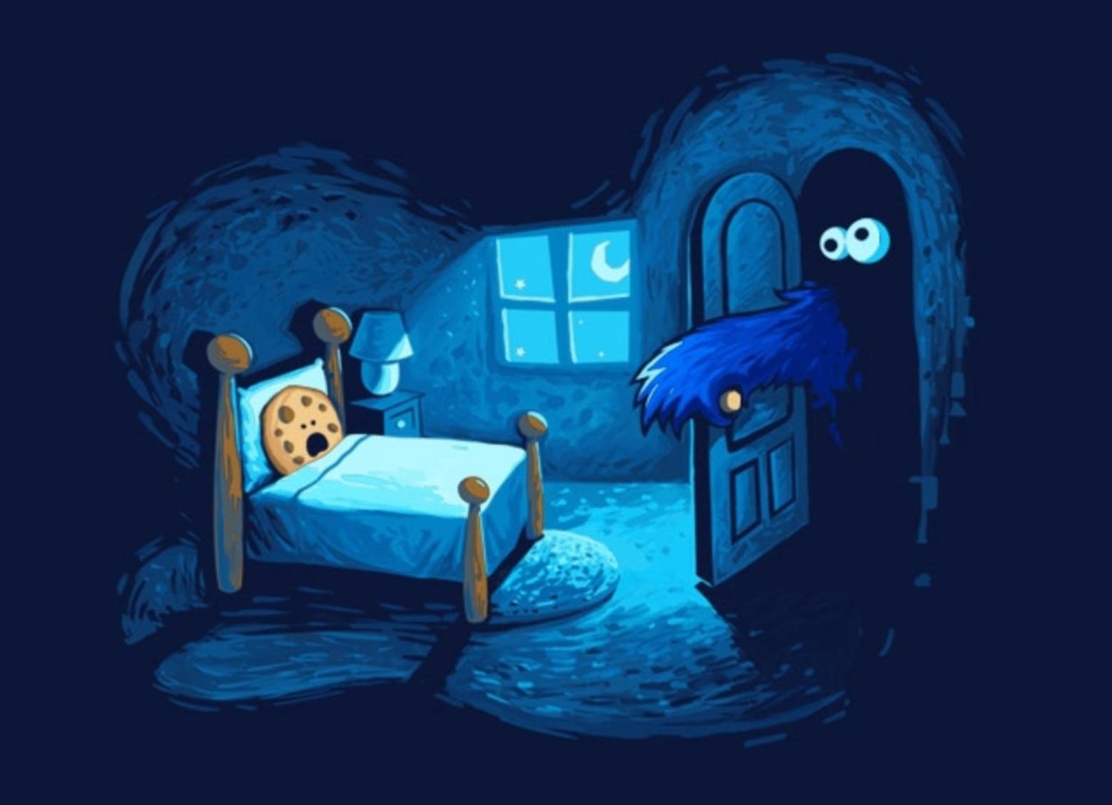 cuento el monstruo del armario