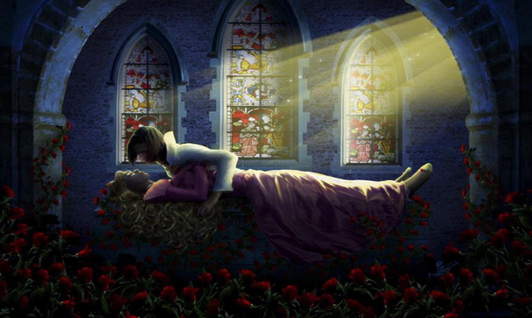 la bella durmiente cuento gratis