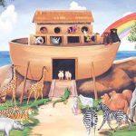 Arca de Noe biblia