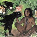 El libro de la selva cuento infantil