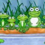 las ranas dijeron yo yo